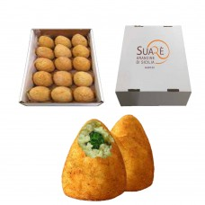 Frilled spinach arancine - 220 gr (fried and frozen product) x 15 pcs